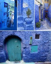 blue city morocco all azure the monochromatic city of chefchaoen morocco urbanist