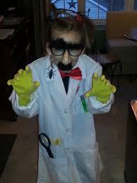 Halloween Scientist Costume Ideas Mad Scientist Costume Costumes Mad Scientist
