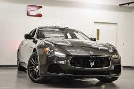 used maserati ghibli 2016 maserati ghibli s stock 188386 for sale near marietta ga