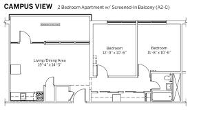 iu rps campus view apartments