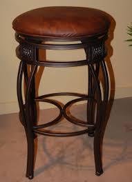 wooden bar stools with backs that swivel captivating astonishing swivel barstool 12 leather bar stool with
