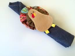 turkey napkin ring a yo yo turkey thriftyfun