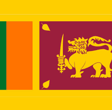 Lion Flag Länderinfo Sri Lanka Welt
