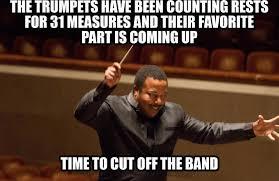 Clarinet Player Meme - nhs band memes