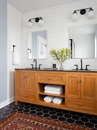 ceramic tile bathroom ideas best 100 black and white tile bathroom ideas decoration pictures