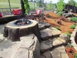 diy outdoor fireplace binhminh decoration