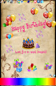 send a birthday gram birthday cards icons 4 doodle android apps on play