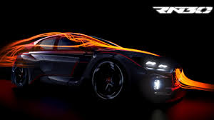 2017 hyundai i30 will showcase race inspired concept rn30 at