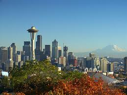 seattle visitors bureau from seattle the mountains are out or in or somewhere to seattle