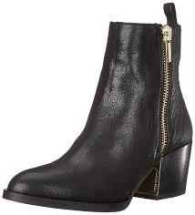 womens boots europe vince camuto imala us 55 black ankle boot uk 35 eu 355