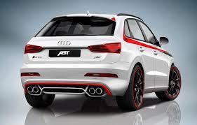 audi q3 modified audi rs q3 abt back pic auto design 1 audi rs