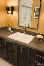 awesome interior design using undermount bathroom sinks
