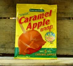 caramel apple wraps where to buy caramel apple wrap linvilla orchards
