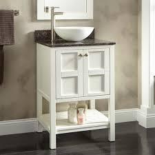 vessel sink vanity premier copper wine barrel vanity with 17