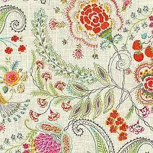 Waverly Upholstery Fabric Waverly Dena Home Hidden Charms Fiesta 1502 Fabrics