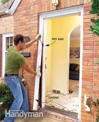 Replacing Exterior Doors Lovely Replacing Exterior Door R75 On Fabulous Home Design Ideas