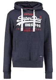 superdry premium goods duo hoodie ink true grit zalando co uk
