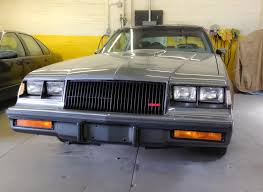 Buick Grand National Car Auto Body Paint Supply Northern Nj 1987 Buick Grand National