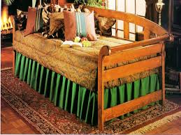 Wooden Daybed Frame Wood Daybed Frame Home Designs Insight Rustic Wood Daybed Ideas