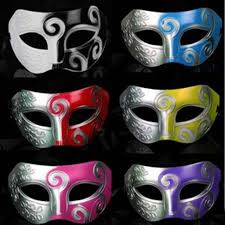 party mask classic retro soldier mask party masquerade mardi