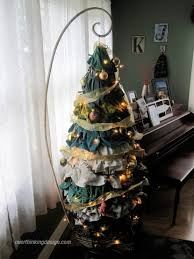 how to create a fabric christmas tree as a diy project