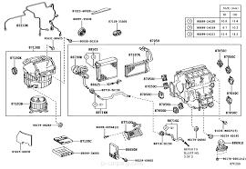 lexus lx 570 jp heating u0026 air conditioning cooler unit lexus part list jp
