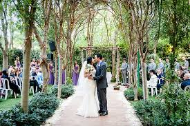 outdoor venues in los angeles gorgeous botanical garden wedding in los angeles from onelove