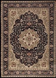 Black Persian Rug Persian Rugs Modern 1000 Black 2 U00270x3 U00270 Traditional Area Rugs