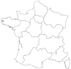 Orleans France Map by Maps Of The Regions Of France
