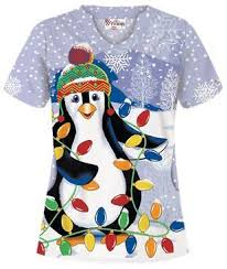 thanksgiving scrub top brighten up your wardrobe with these scrub prints