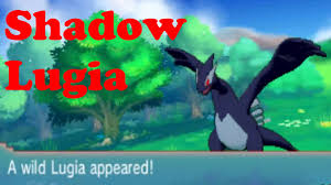Omega Ruby Shadow Lugia In Pokemon Omega Ruby And Alpha Sapphire Rom Hack