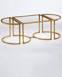wrought iron coffee table with glass top this gold trim glass top coffee table is slightly out of my price