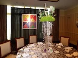 Lantern Centerpieces Wedding Crystal