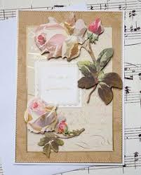 beautiful 3d floral birthday card happy birthday greeting card