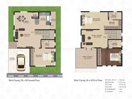 Duplex House Plans Designs 3 Bhk Duplex House Plans India