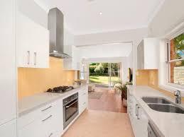 best small galley kitchen design efficient galley kitchen design
