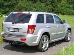 2008 srt8 jeep specs jeep grand srt8 acceleration times accelerationtimes com