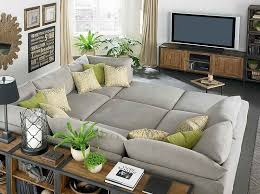 Family Room With Sectional Sofa Living Room Setup With Sectional Aecagra Org