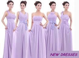 wedding dresses for of honor cheap purple lavender lace chiffon bridesmaid dresses 2017 wedding