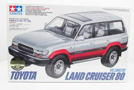 toyota land cruiser 80 vx limited tamiya 24107 1 24 new truck