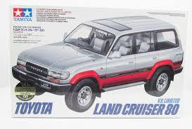 97 lexus lx450 lift kit toyota land cruiser 80 vx limited tamiya 24107 1 24 new truck