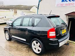 jeep compass lifted jeep compass limited crd 2 0 diesel 2995 in plymouth devon