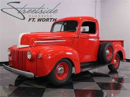 Ford Vintage Truck For Sale - 1945 ford pickup for sale classiccars com cc 616485