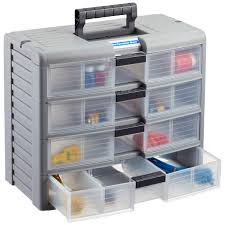 Drawer Storage Cabinet 4 Drawer Storage Chest The Container Store