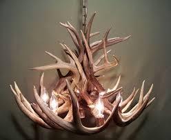 Deer Antler Light Fixtures Discount Deer Antler Chandelier Free Shipping