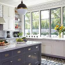 kitchen backsplash ideas with white cabinets houzz 75 beautiful transitional kitchen with subway tile