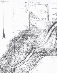 Letchworth State Park Map by Glen Iris Estate Map By Minard