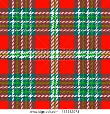 christmas pattern red green seamless tartan plaid pattern vector photo bigstock