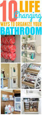 Bathroom Organization Ideas by Best 25 Bathroom Sink Organization Ideas On Pinterest Bathroom