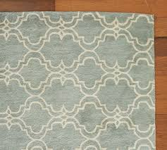 Green Area Rug 8x10 New Area Rugs 8 10 10x8 Scroll Tile Porcelain Blue